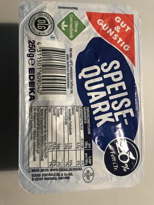 Speisequark 20%