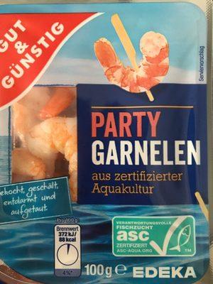 Party Garnelen
