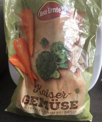 Kaiser-Gemüse