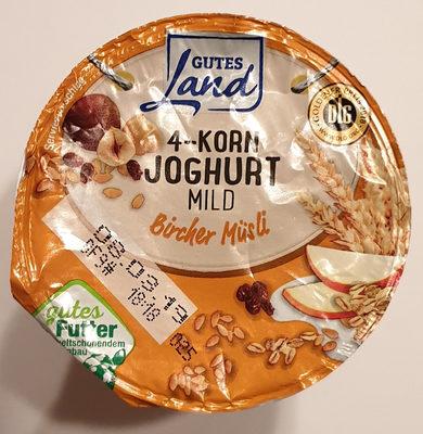 4-Korn Joghurt mild Bircher Müsli