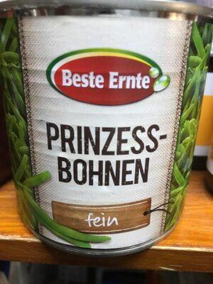 Prinzess Bohnen