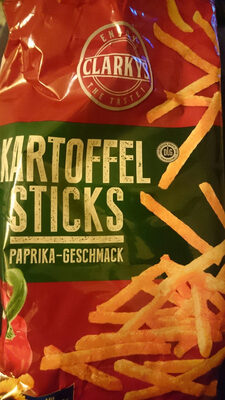 Kartoffel-Sticks Paprika-Geschmack