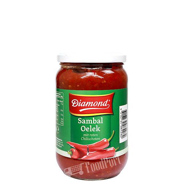 Sambal Oelek Very Hot