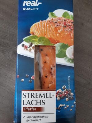 Stremel Lachs Pfeffer