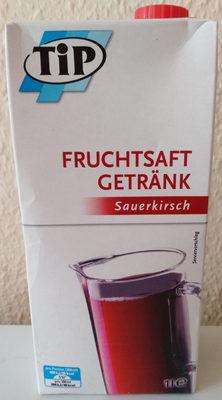 Fruchtsaftgetränk Sauerkirsch