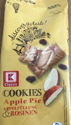 Cookies apple pie