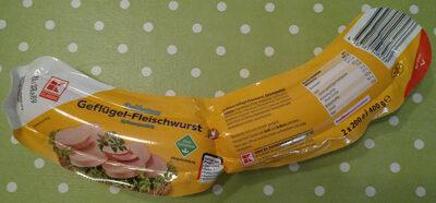 Geflügel-Fleischwurst