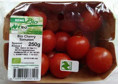 Bio Cherry Tomaten