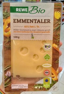 Emmentaler 45% Fett i.Tr.