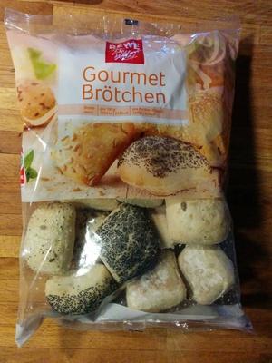 Gourmet Brötchen