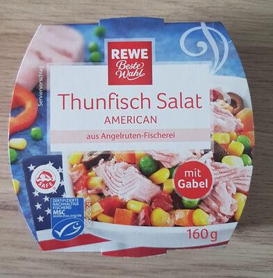 Thunfisch Salat American