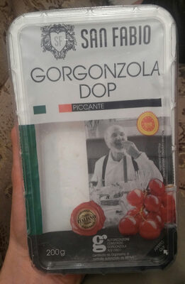 Gorgonzola DOP piccante