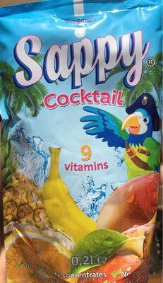 Sappy cocktail
