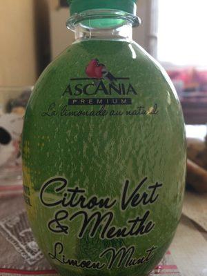 Limonade Citron Vert & Menthe