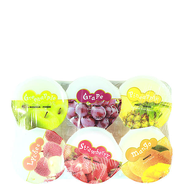 Abc Fruit Jelly Assorted Flavor