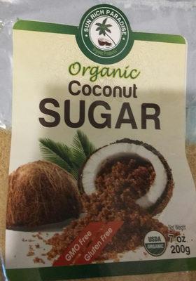 sucre bio de coco