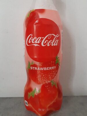 Coca cola strawberry