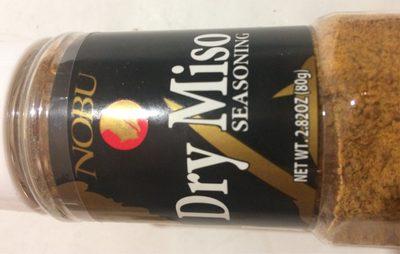 Dry miso seasoning