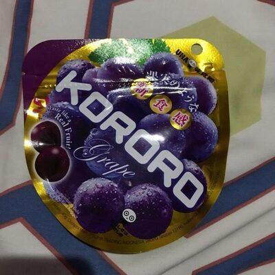 Kororo Grape