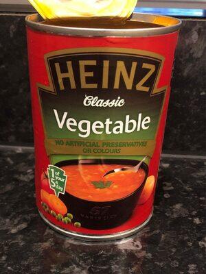 Vegetable soup 405 g