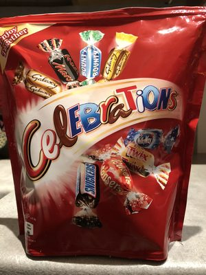 Celebrations Chocolate Pouch 450G