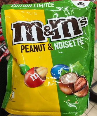 Peanut & Noisette (édition limitée)
