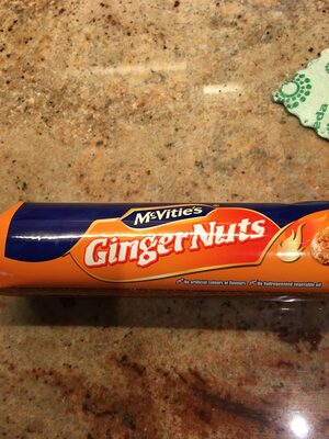 Ginger Nuts
