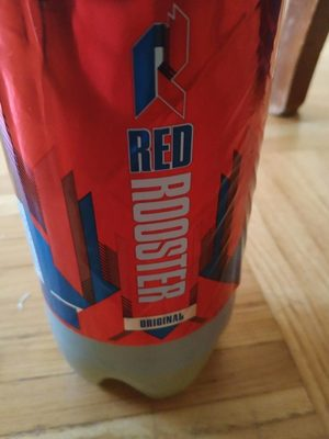 Energy drink Red rooster original