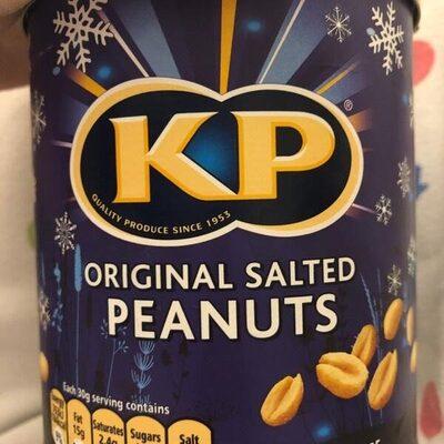 Orginal Salted Peanuts