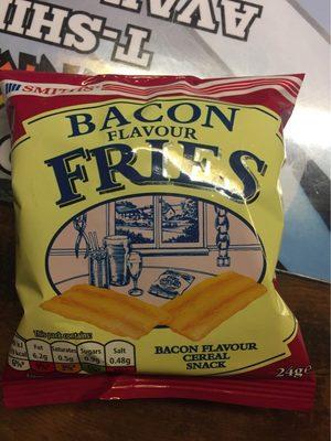 Bacon Fries Card