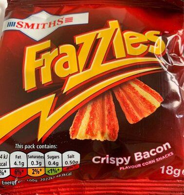 Frazzles crisps 18g bag