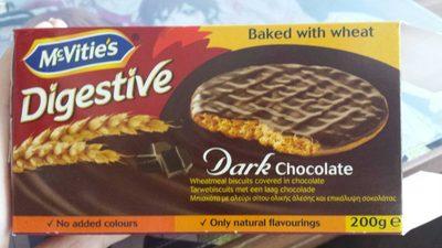 Digestive - Dark Chocolate