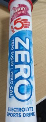 High Five Zero Electrolyte Berry