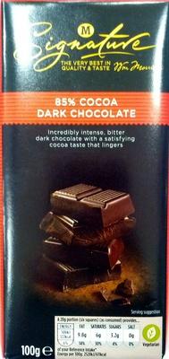 Cocoa dark chocolate