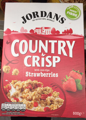 Country Crisp Real Strawberry