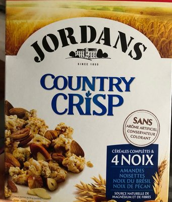 Country Crisp 4 noix