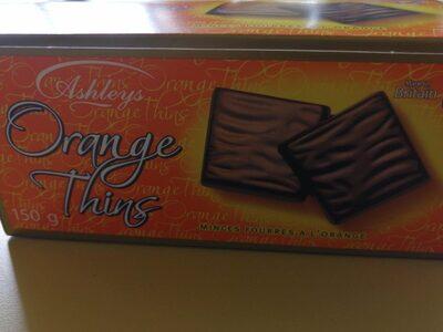 Orange Thins