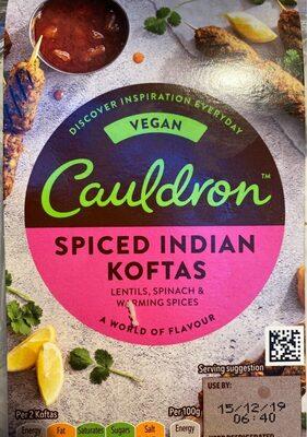 Spice indian koftas