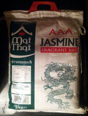 AAA Jasmine Fragant Rice