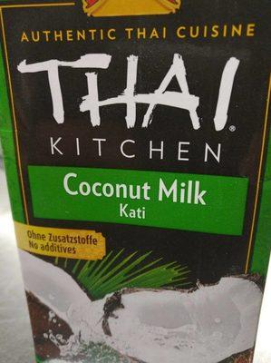 Lait De Coco Thaï Kitchen