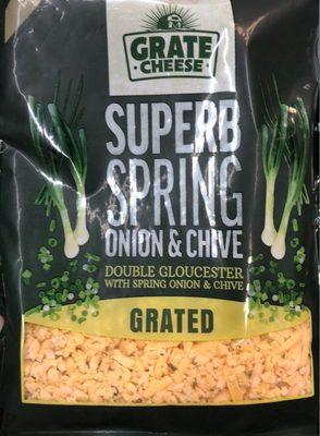Superb Spring Onion & Chove
