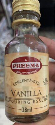 Vanilla flavouring essence