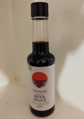 Organic Soya Sauce