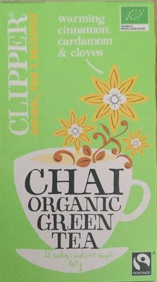 Chai organic green tea
