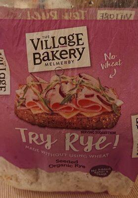 Try Rye - Seeded Organic Rye Bread
