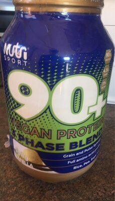 Vegan Protein Phase Blend