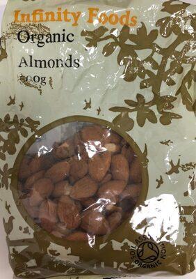 Infinity Food organic almonds