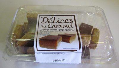 Délices au caramel au sel de Guérande - Lightbody - 320 g