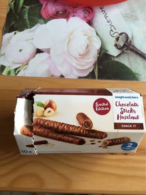 Stick chocolat
