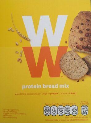 Trotein bread mix